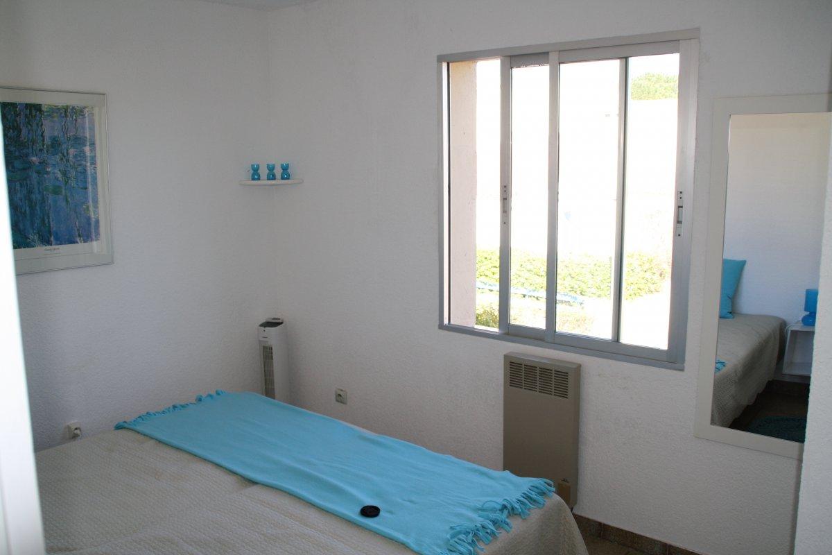 Feriehus i Sydfrankrig - blå værelse2