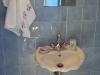 Feriehus i Sydfrankrig - badeværelse stueplan1